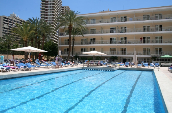 All inclusive benidorm